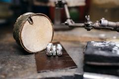 Handgeschmiedete_Ringe_Struktur_Grob_Symbol_Fingerabdruck